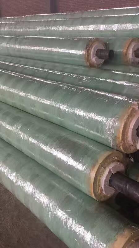 玻璃钢蒸汽保温管道