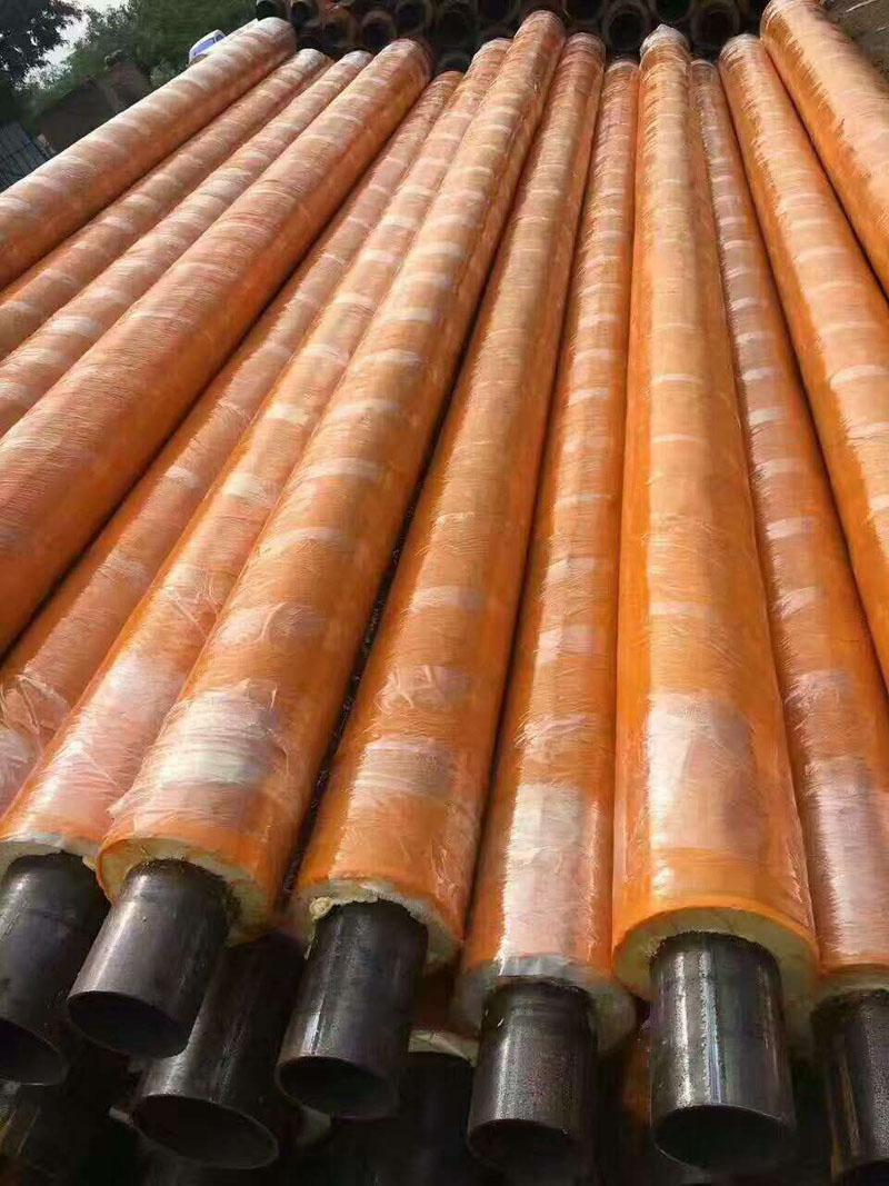 玻璃钢缠绕型保温管