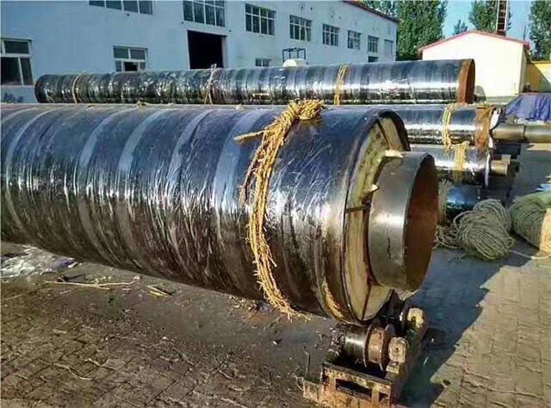 耐高温钢套钢保温管